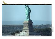 Lady Liberty Carry-all Pouch by Kristin Elmquist