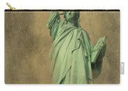 Lady Liberty New York Harbor Carry-all Pouch