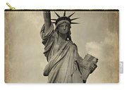 Lady Liberty No 11 Carry-all Pouch