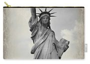 Lady Liberty No 6 Carry-all Pouch