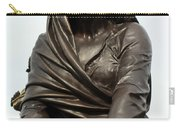 Lady Macbeth In Stratford Out Damned Spot  Carry-all Pouch by Terri Waters