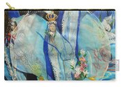 Lady Madonna Carry-all Pouch