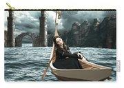 Lady Of Llyn-y-fan Fach Carry-all Pouch