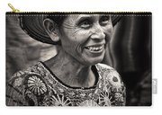 Lady Of Santiago Atitlan Carry-all Pouch