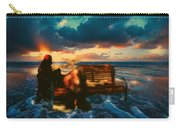 Lady Of The Ocean Carry-all Pouch