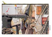 Lady Pirate Of Penzance Carry-all Pouch by Terri Waters