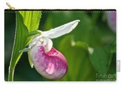 Lady Slipper Illuminated Carry-all Pouch