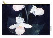 Lady Slipper Carry-all Pouch