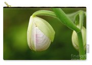 Lady Slipper Pearl Carry-all Pouch