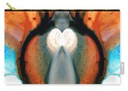 Lady Venus - Abstract Art By Sharon Cummings Carry-all Pouch