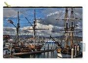 Lady Washington - Hawiian Chieftain Carry-all Pouch