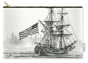 Lady Washington At Friendly Cove Carry-all Pouch