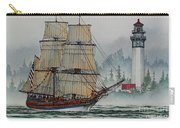 Lady Washington At Grays Harbor Carry-all Pouch