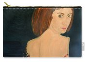 Lady With Beads From Shan Pecks Photograthy  Carry-all Pouch