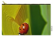 Ladybug Macro Carry-all Pouch