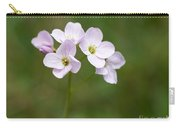 Ladys Smock Or Cuckoo Flower Carry-all Pouch