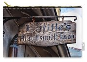 Lafittes Blacksmith Shop Sign Carry-all Pouch