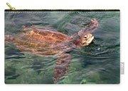 Lager Head Turtle 001 Carry-all Pouch