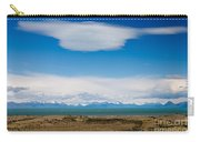 Lago Argentino In Patagonia  Carry-all Pouch