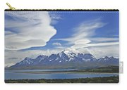 Lago Sarmiento And The Paine Massif Carry-all Pouch