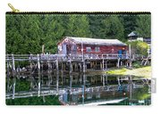 Lagoon Cove Carry-all Pouch by Robert Bales