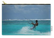 Lagoon Kitesurfer Carry-all Pouch