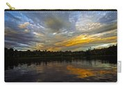 Lagoon Sunset In The Jungle Carry-all Pouch