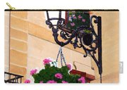 Laguardia Street Lamp  Carry-all Pouch
