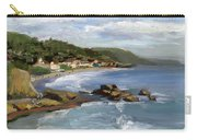 Laguna Beach Carry-all Pouch by Alice Leggett