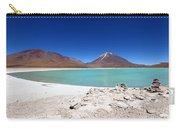 Laguna Verde Bolivia Carry-all Pouch