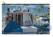 Lahaina Marina Maui Hawaii Carry-all Pouch