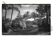 Lahaina Palm Shadows Carry-all Pouch