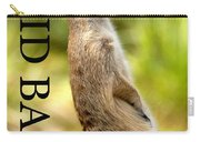 Laid Back Meerkat Phone Case Cut Carry-all Pouch