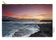 Laie Point Sunrise Carry-all Pouch