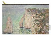 Laiguille And The Porte Daval   Etretat Carry-all Pouch