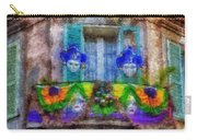 Laissez Le Bon Temps Rouler Carry-all Pouch