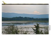 Lake Along Klondike Highway-yt Carry-all Pouch