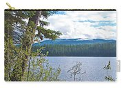 Lake Alva From National Forest Campground Site-yt Carry-all Pouch