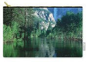 Lake And Trees, California Carry-all Pouch