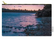 Lake Bailey Sunset Carry-all Pouch