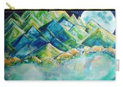 Lake By The Moon Light Carry-all Pouch