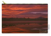 Lake Cassidy Draatic Sunrise Carry-all Pouch