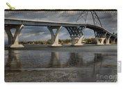 Lake Champlain Bridge Carry-all Pouch