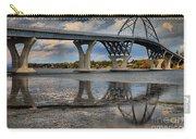 Lake Champlain New Bridge Carry-all Pouch