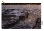 Lake Champlain Sunset Burlington Vermont Oakledge Park Carry-all Pouch