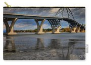 Lake Champlain Tied Arch Bridge Carry-all Pouch