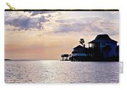 Lake Como On The Gulf Coast Sunset Carry-all Pouch