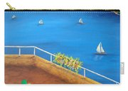 Lake Como Carry-all Pouch by Pamela Allegretto