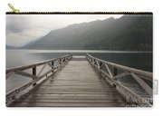 Lake Crescent Dock Carry-all Pouch