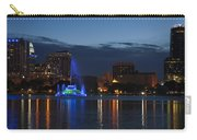 Lake Eola Orlando Florida Carry-all Pouch